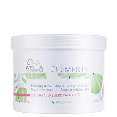 Wella Professionals Elements Renewing Mask - Máscara de Tratamento 500ml