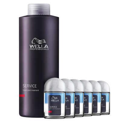 Wella Professionals Service Coloração Duo Kit (2 Produtos)