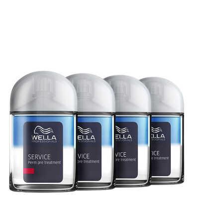Wella Professionals Service Tratamento Pré-Química - Ampola 4x18ml