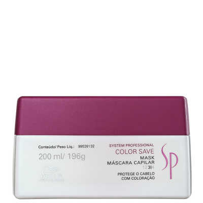 SP System Professional Color Save Mask - Máscara de Tratamento 200ml