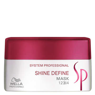 SP System Professional Shine Define Mask - Máscara de Tratamento 200ml