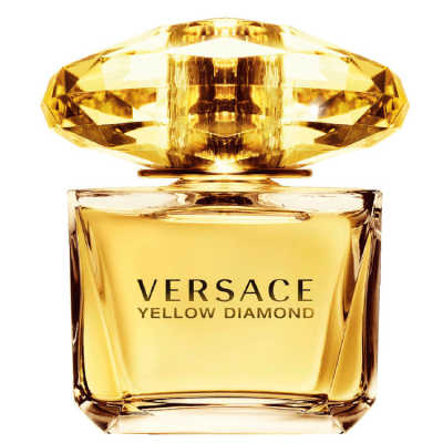 Versace Perfume Feminino Yellow Diamond - Eau de Toilette 50ml