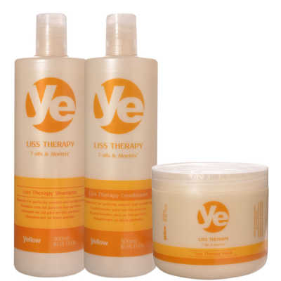 Yellow Liss Therapy Trio Kit (3 Produtos)