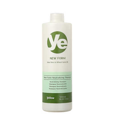 Yellow New Form Neutralizing - Shampoo 500ml