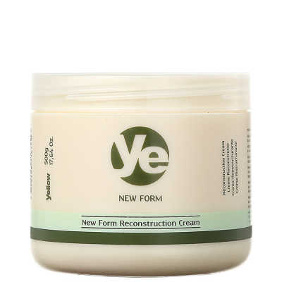 Yellow New Form Reconstruction Cream - Creme Reconstrutor 500g