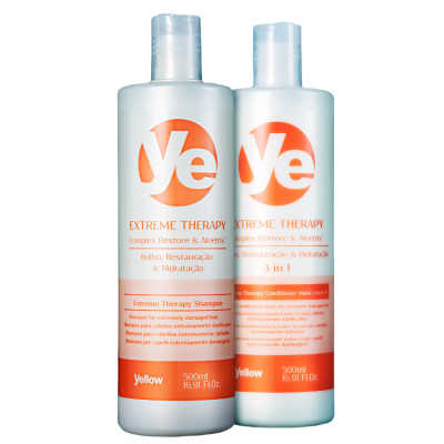 Yellow Ye Extreme Therapy Duo Kit (2 Produtos)