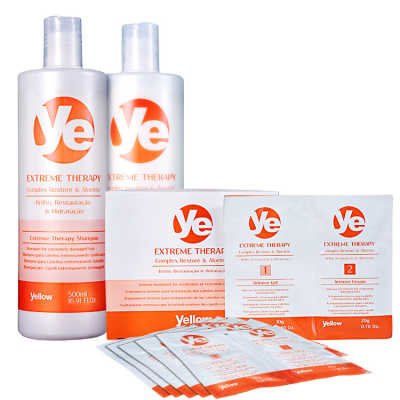 Yellow Ye Extreme Therapy Treatment Kit (3 Produtos)