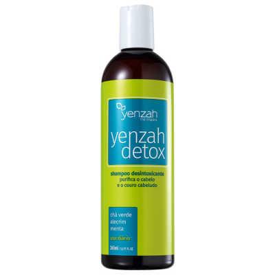 Yenzah Detox - Shampoo Desintoxicante 365ml