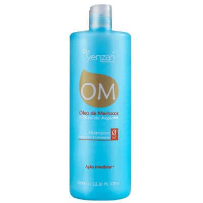 Yenzah OM Óleo de Marrocos Reparador Hidratante - Shampoo 1000ml