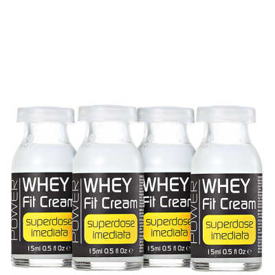 Yenzah Whey Fit Cream - Ampola 4x15ml