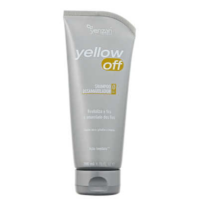 Yenzah Yellow Off Shampoo Desamarelador - Shampoo 200ml