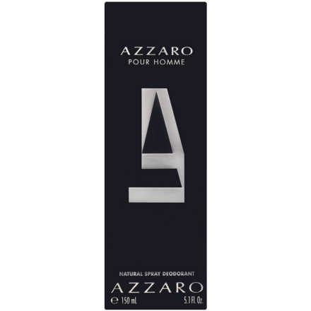 Azzaro Pour Homme Deo Spray - Desodorante Corporal 150ml