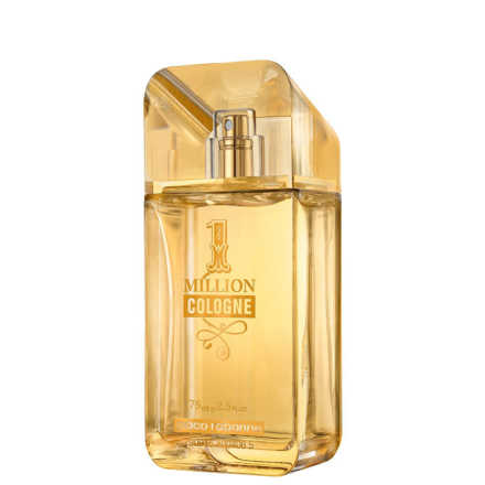 1 Million Cologne Paco Rabanne Eau de Toilette - Perfume Masculino 75ml