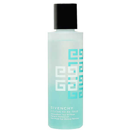 Givenchy 2 Clean To Be True Intense & Waterproof Dual-Phase Eye Makeup Remover - Demaquilante para a Área dos Olhos 120ml