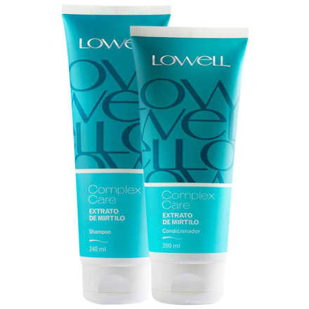 Lowell Complex Care Mirtilo Duo Kit (2 Produtos)