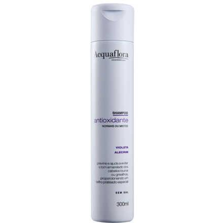 Acquaflora Antioxidante Normais ou Mistos - Shampoo 300ml