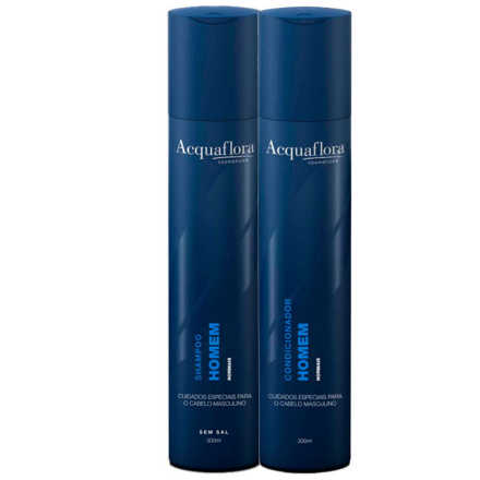 Acquaflora Homem Normais Duo Kit (2 Produtos)
