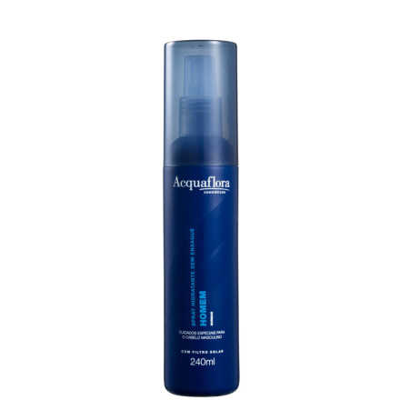 Acquaflora Homem Normais Spray Hidratante Sem Enxágue - Leave-In 240ml