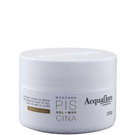 Acquaflora Sol Mar Piscina Máscara - Tratamento 250g