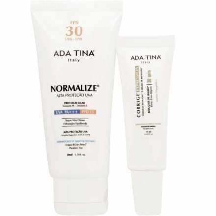 Ada Tina Corrige Normalize Kit (2 Produtos)