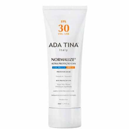 Ada Tina Normalize Fps 30 Ppd 15 - Protetor Solar Facial 50ml