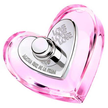 Love Love Love Agatha Ruiz de La Prada Eau de Toilette - Perfume Feminino 50ml