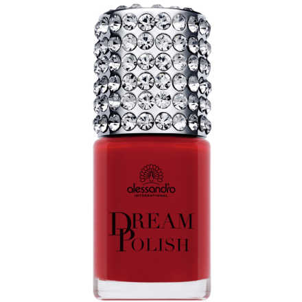 Alessandro Dream Polish Red Diva - Esmalte 15ml