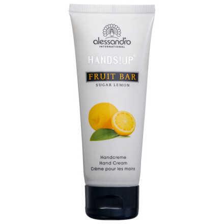 Alessandro Fruit Bar Sugar Lemon - Creme para Mãos 75ml