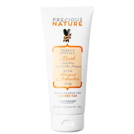 Alfaparf Precious Nature Almond & Pistachio Mask - Máscara de Tratamento 200ml