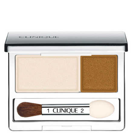 Clinique All About Shadows Buttered Toast - Duo de Sombras 2,2g