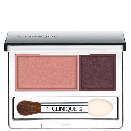 Clinique All About Shadows Day Into Date - Duo de Sombras 2,2g