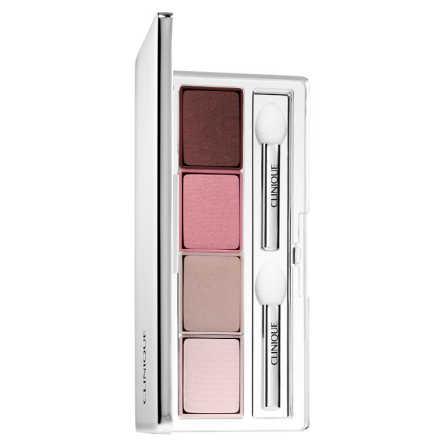 Clinique All About Shadows Quads Pink Chocolate - Quarteto de Sombras 4,8g