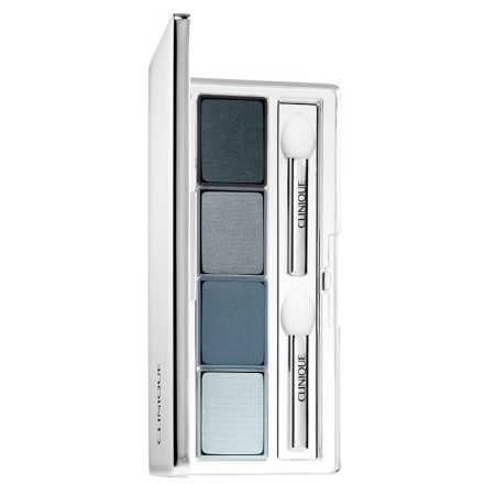 Clinique All About Shadows Quads Smoke and Mirrors Smoke and Mirrors - Quarteto de Sombras 4,8g