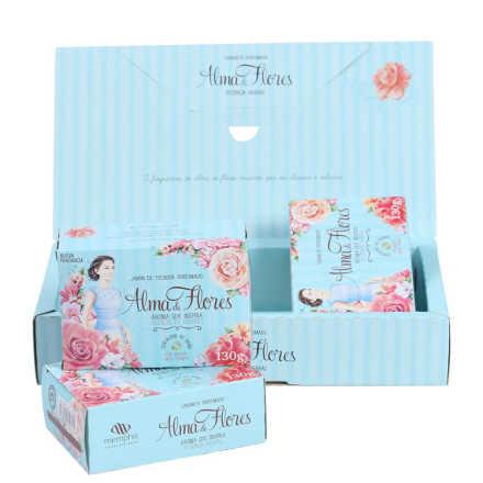 Alma de Flores Herbal Kit - Sabonetes 3x 130g
