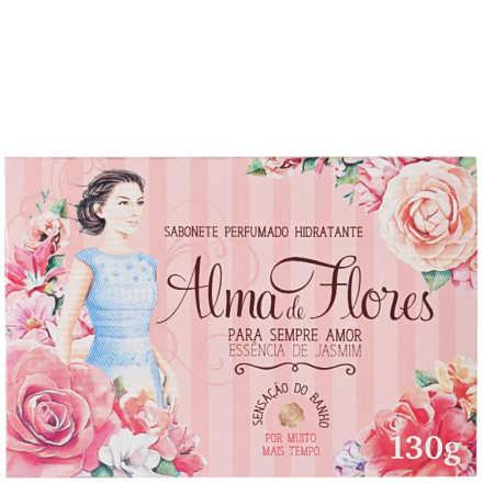 Alma de Flores Jasmim - Sabonete em Barra 130g