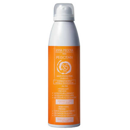 Anna Pegova Pegotan Fps 35 Haute Protecion Uvb/Uva Continuous Spray - Protetor Solar 150ml
