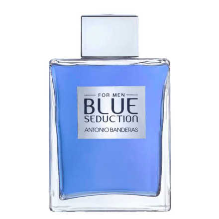 Blue Seduction Antonio Banderas Eau de Toilette - Perfume Masculino 200ml