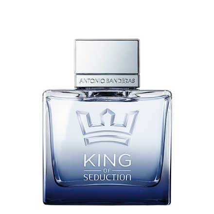 King of Seduction Antonio Banderas Eau de Toilette - Perfume Masculino 50ml