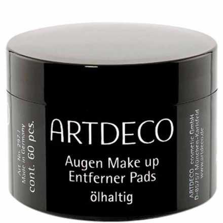 Artdeco Eye Make Up Remover Pads Oily - Demaquilante em Discos