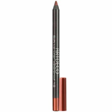 Artdeco Soft Lip Liner Waterproof 18 - Lápis Delineador Lábios