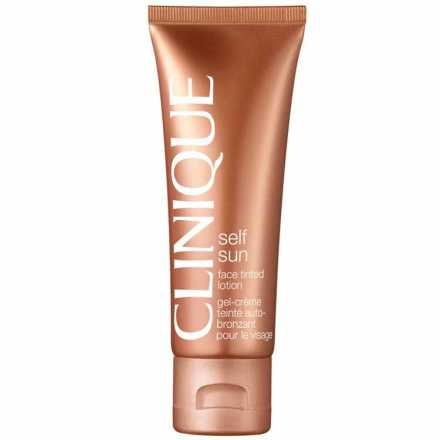Clinique Self Sun Face Tinted Lotion - Autobronzeador 50ml