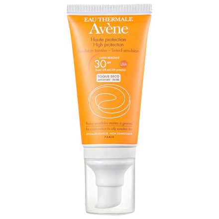 Avène Haute Protection Emulsion Teintée FPS 30 - Protetor Solar 50ml