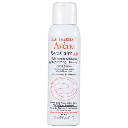 Avène XeraCalm A.D Lipid Replenishing Cleasing Oil - Óleo de Limpeza 100ml