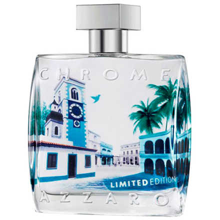 Azzaro Chrome Limited Edition 2014 Eau de Toilette - Perfume Masculino 100ml