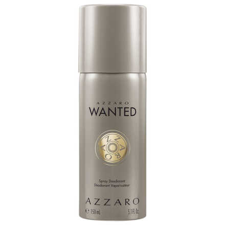 Azzaro Wanted - Desodorante Masculino 150ml