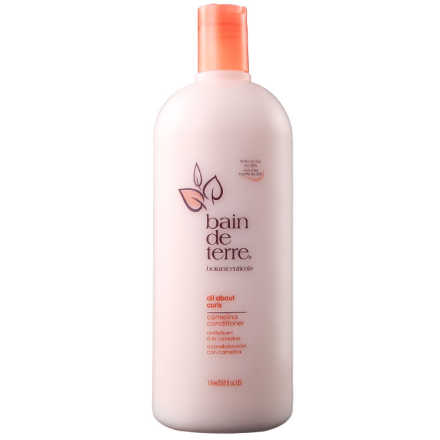 Bain de Terre All About Curls Camelina Conditioner - Condicionador 1000ml