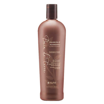 Bain de Terre Macadamia Oil Nourishing Conditioner - Condicionador 400ml