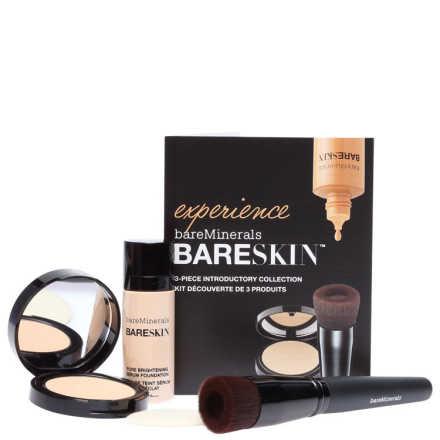 bareMinerals BareSkin Experience Bare Linen 03 Kit (3 Produtos)