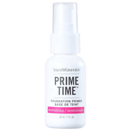 bareMinerals Prime Time Foundation Primer - Pré-Maquiagem 30ml