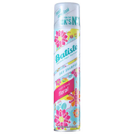 Batiste Bright Lively Floral - Shampoo a Seco 200ml